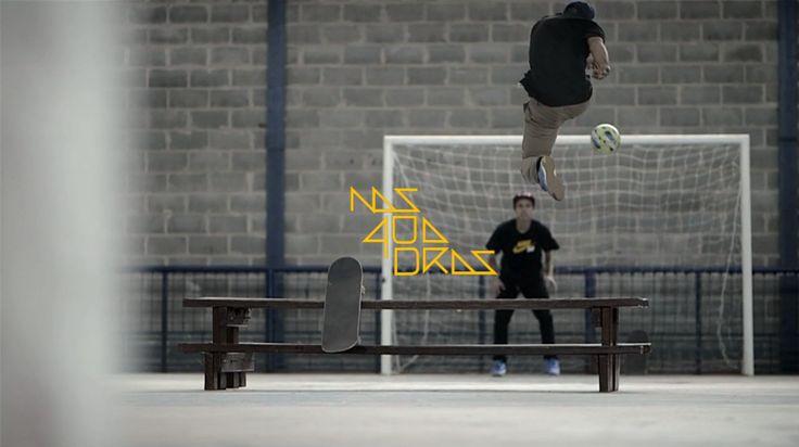 Fotógrafo: Alexandre Vianna Cliente: Nike SB