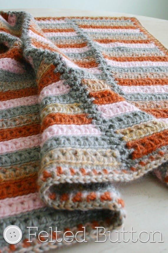 507 best Crochet blankets images on Pinterest | Bedspread, Blankets ...