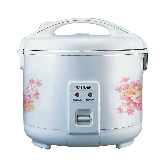 The Woks of Life Tiger rice cooker