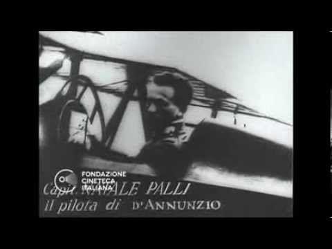 IL VOLO SU VIENNA La Serenissima D'Annunzio - YouTube