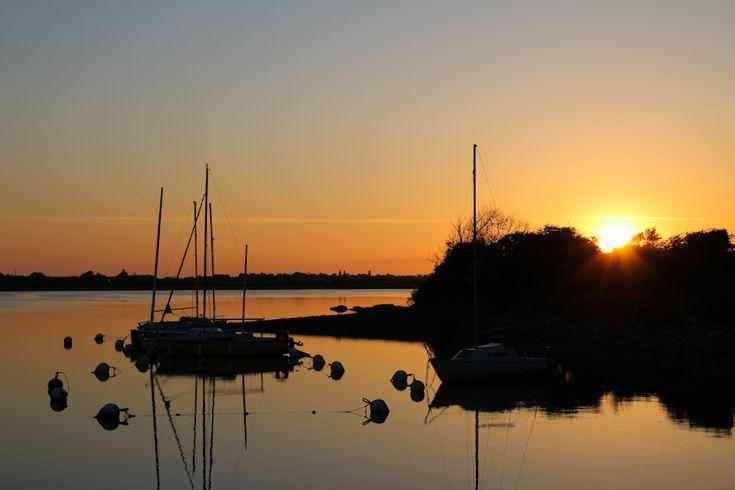 La lumière du Golfe du Morbihan - Noyalo #wbzh @WonderfulBreizh