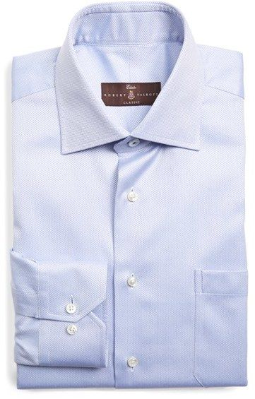 Men's Robert Talbott Classic Fit Dress Shirt