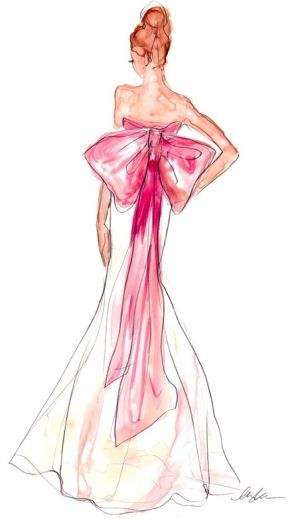 vintage fashion sketches | Love the sketches VIntage Barbie