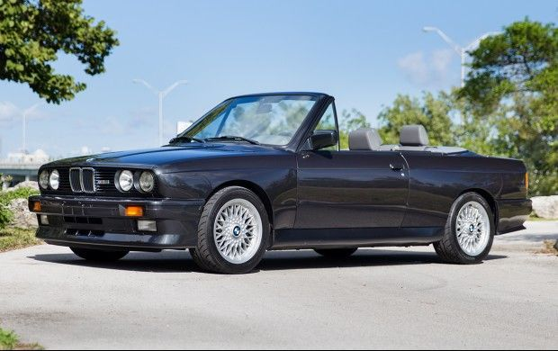 Nice BMW: 1991 BMW E30 M3 Convertible | Gooding & Company...  Horses in the Stables Check more at http://24car.top/2017/2017/07/24/bmw-1991-bmw-e30-m3-convertible-gooding-company-horses-in-the-stables/