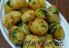 Tereyağlı Patates Tarifi