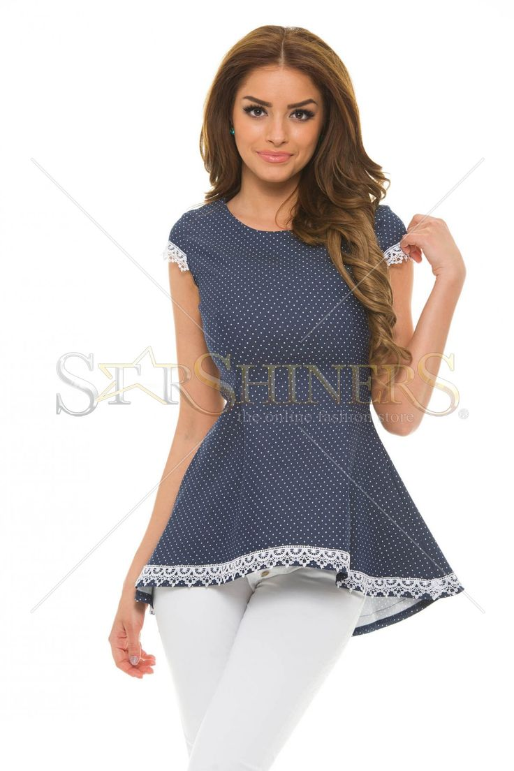 StarShinerS Specially DarkBlue Blouse