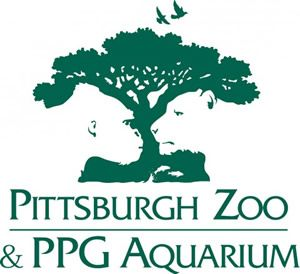 The Pittsburgh Zoo & PPG Aquarium - Do you see a tree or animal faces?: Logos, Spaces, Logo Design, Tree, Negative Space, Clever Logo, Pittsburghzoo, Zoos