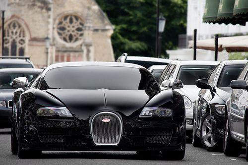Bugatti Veyron <3
