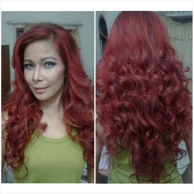 Wave Hairdo by me zeffazetira