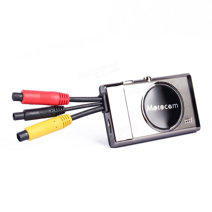 T2 1080P Motorcycle DVR Video Recorder FHD Front Rear GPS G-sensor Dual Camera Sale - Banggood.com
