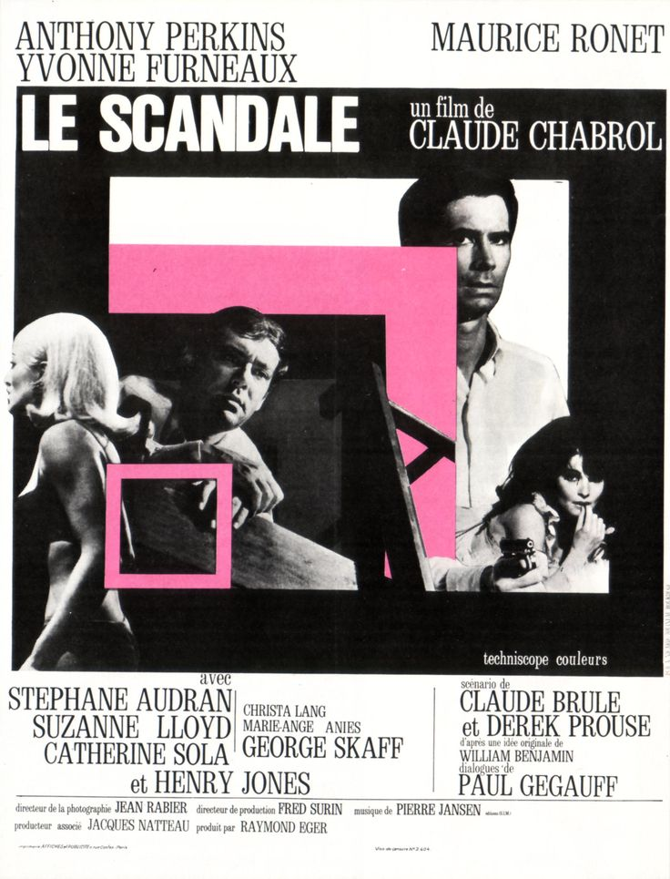 Le scandale (The Champagne Murders) (Claude Chabrol, 1967)