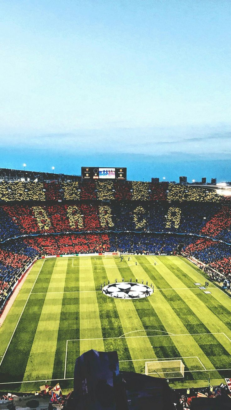 Barcelona FC!