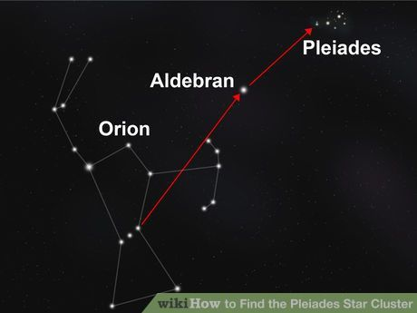 Image titled Find the Pleiades Star Cluster Step 5