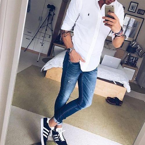 GET THIS LOOK shirt Jeans Footwear Kortingscode! Tot 50% korting bij Asos! Bekijk hier de korting bij Asos >>