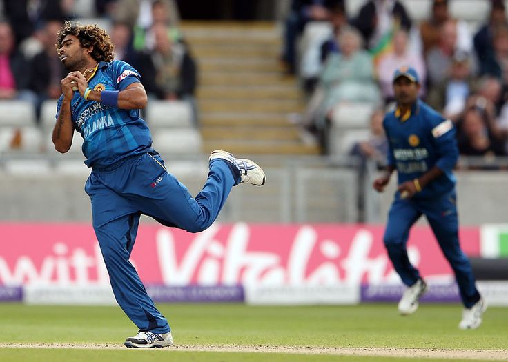 Lasith Malinga had surgery on his left ankle in September