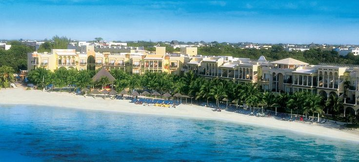 Gran Porto Real Resort and Spa Playa del Carmen - All-Inclusive