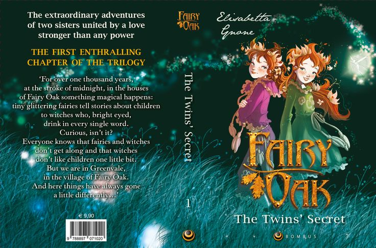 Finally available in english! Fairy Oak: The Twins' Secret. The first chapter of the trilogy. Limited Edition numbered & signed by the author - Available at Amazon
