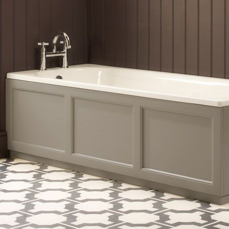 105 Roper Rhodes Hampton 1700mm Front Bath Panel - Various Colour Options
