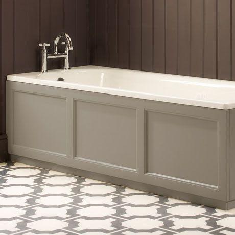 105 Roper Rhodes Hampton 1700mm Front Bath Panel - Various Colour Options