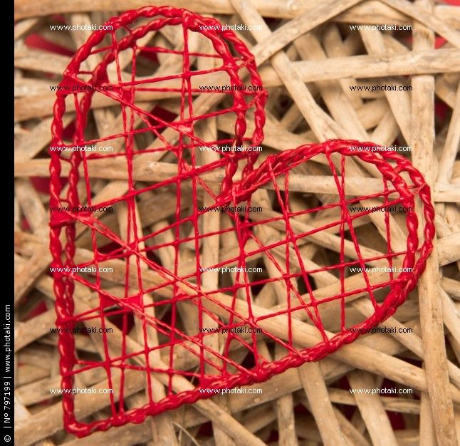 http://www.photaki.com/picture-red-heart-shaped-ornamental-box-on-wicker_797199.htm