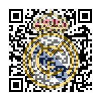 Real Madrid QR Code #halamadrid #realmadrid #qrcode