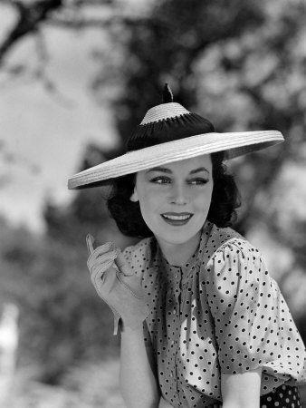 Maureen O'Sullivan, 1938
