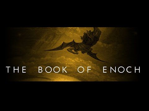 Why was the book of Enoch Really Removed from the bible? What they don't want you to know - YouTube