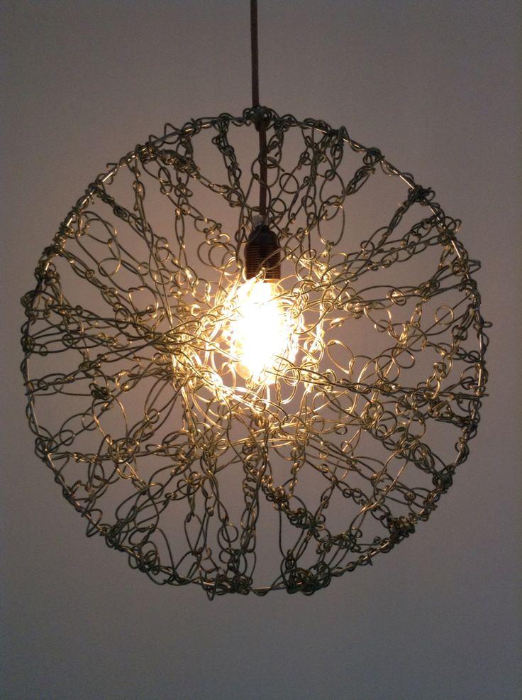 Luna pendant lamp, created by Wonderwire.
