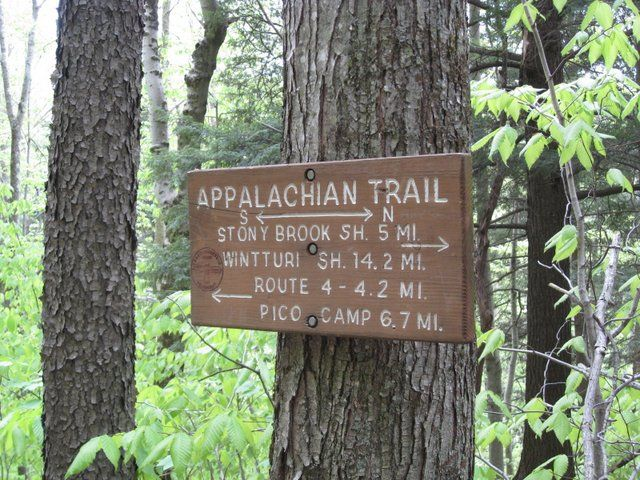 How to section hike the Appalachian Trail