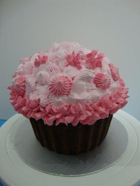 12 Best images about Cupcakes Gigantes on Pinterest | Bobs ...