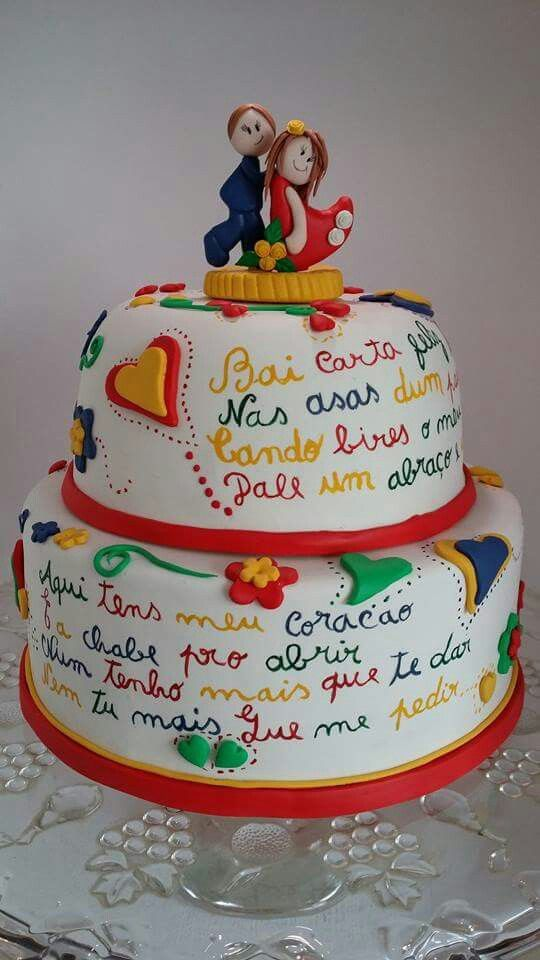 Escola Cake Design Lisboa : 131 best images about Lencos dos namorados on Pinterest ...