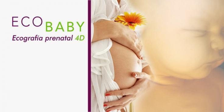 OFERTA: Ecografía 4D de tu bebé en tiempo real con vídeo, CD con imágenes por 59 €