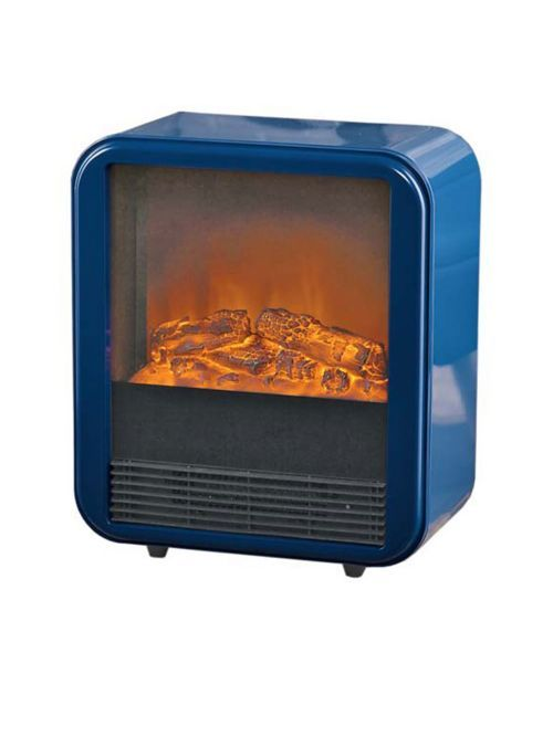 fireplace heater portable room heater has the look of