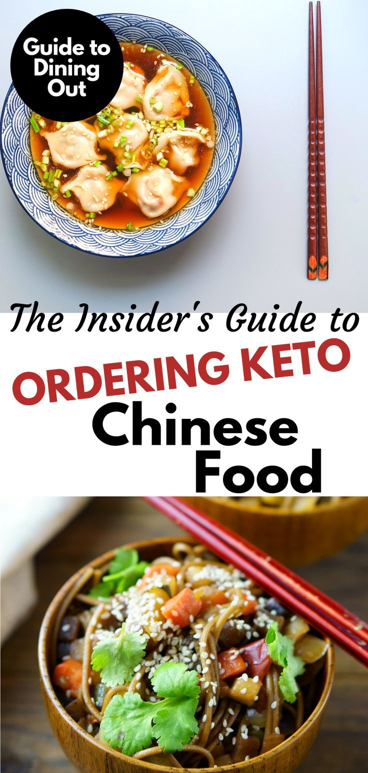 The Insider S Guide To Ordering Keto Chinese Food Keto Chinese Food Keto Fast Food Food