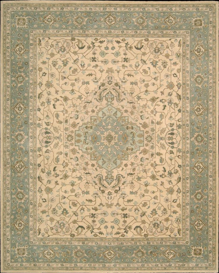 Heritage Hall State Rug In Beige Finish By Nourison
