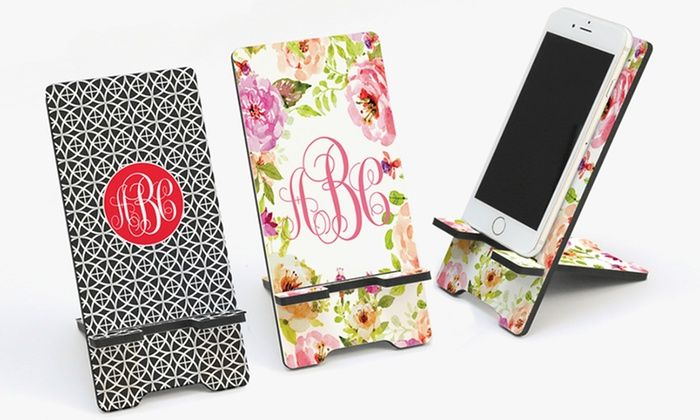 Monogram Online: Monogram Online - Personalized Cell Phone Stand