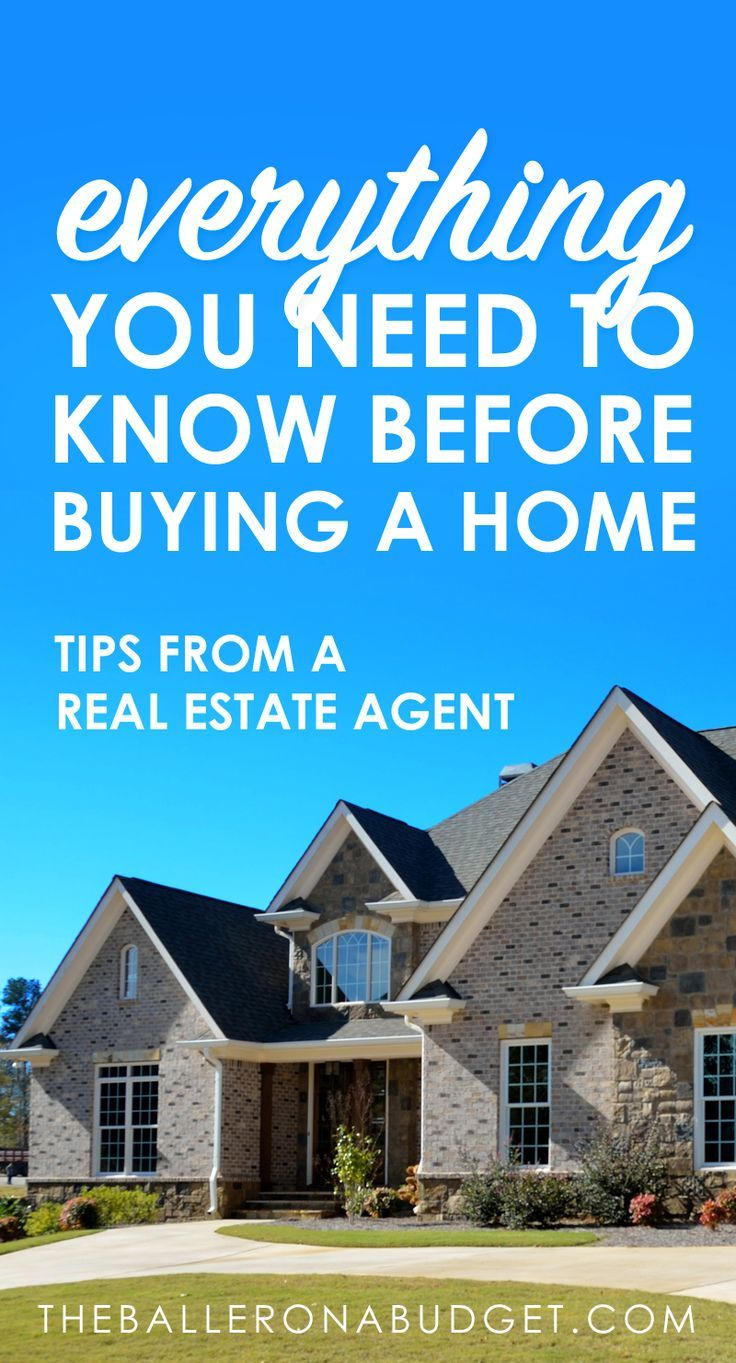 We Bought A Home Everything You Need To Know Before Buying A