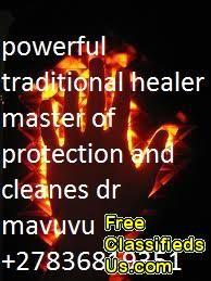 Powerful Traditional Healer Master Spells Caster dr mavuvu +27836819351