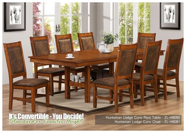 huntsman lodge collection everything dining room furniture should be elegantly detailed and totally tranquil