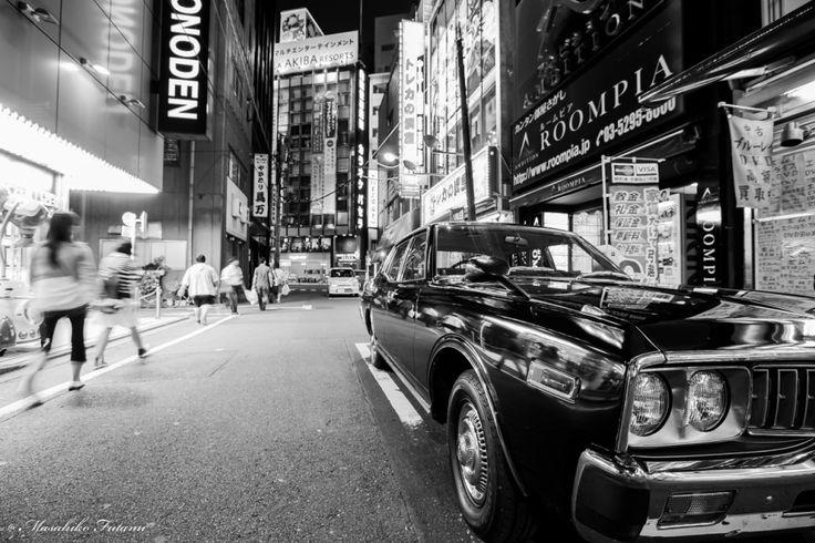 Monochrome Photo Galleries / モノクロームフォトギャラリー | Photographer Masahiko Futami / 写真家 二見匡彦
