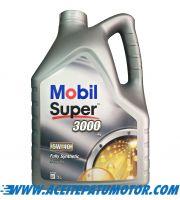 ACEITE MOBIL SUPER 3000 X1 5W40 5 LITROS