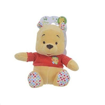 Peluche Winnie l'ourson 24cm de Disney - Bambinovpc Peluche Winnie l'ourson 24cm. Dès la naissance. Peluche toute douce. Personnage de Disney : Winnie l'ourson.
