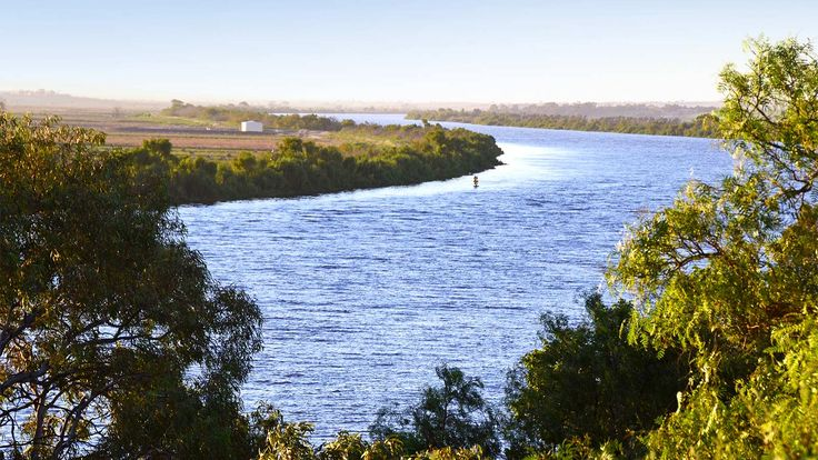 Motel River Bend, Tailem Bend, South Aust.