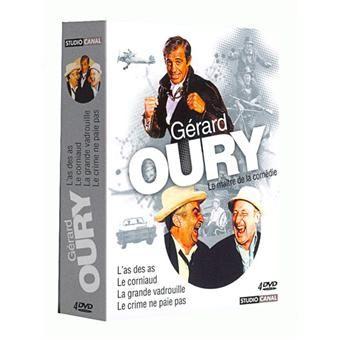 Coffret Gérard Oury - 4 Films