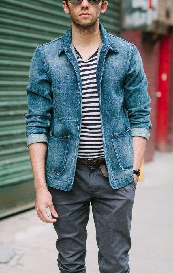 Why You'll Want to Wear Japanese Denim All Day, Every Day by Talun Zeitoun