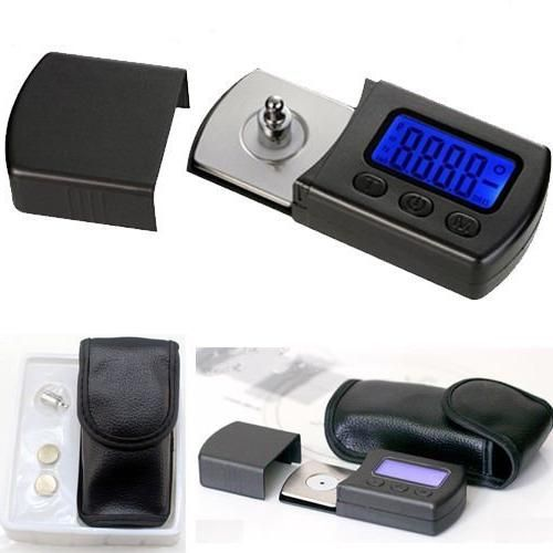 Yosoo LP Digital Turntable Stylus Force Scale Gauge led