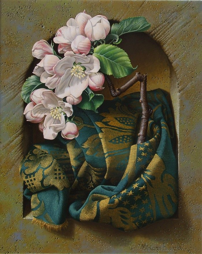 MIRIAM ESCOFET website for artist Miriam Escofet showing images, links - Recent Work