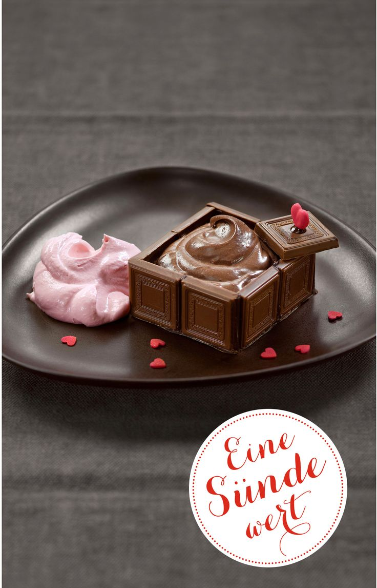 Cailler Schatzkiste. Dessert SchokoladeValentinstag RezepteLeckerLink