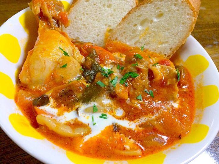 簡単料理で上級者を気取れ!「カチャトーラ」は煮込むだけでできるレシピ - macaroni