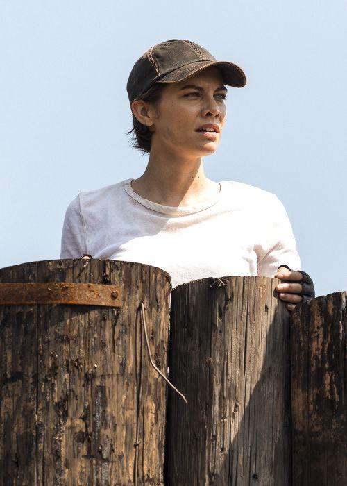 Maggie Rhee in The Walking Dead Season 7 Episode 8   Hearts Still Beating